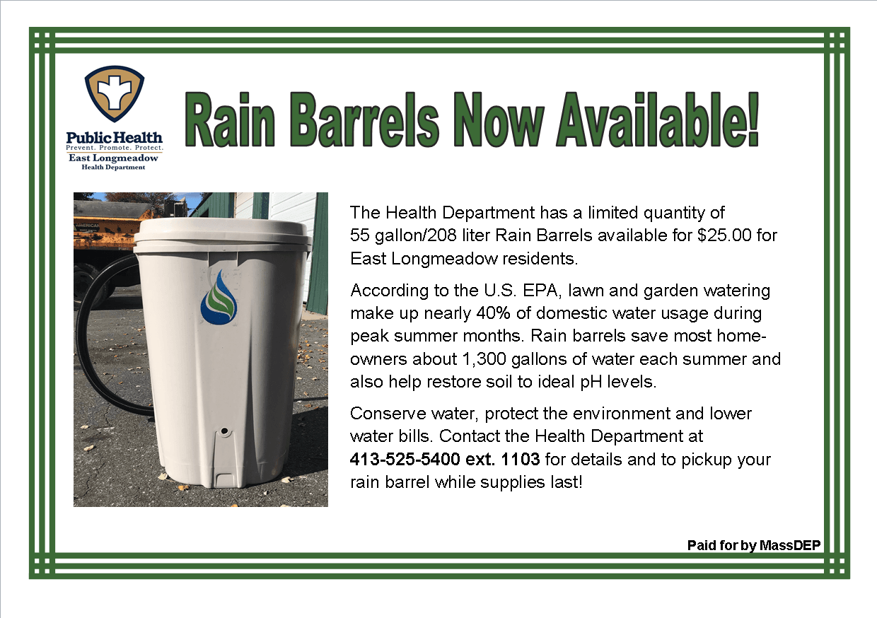 Rain Barrel Post